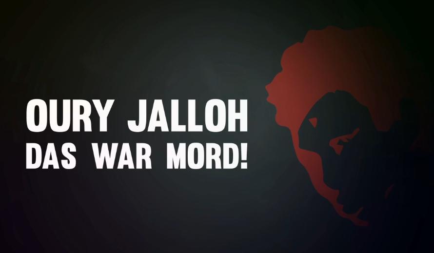 Jahrestag des Todes Oury Jallohs in einer Polizei Zelle — Anreise und Demo
