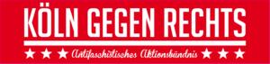 Logo von Köln gegen Rechts — Antifaschistisches Aktionsbündnis