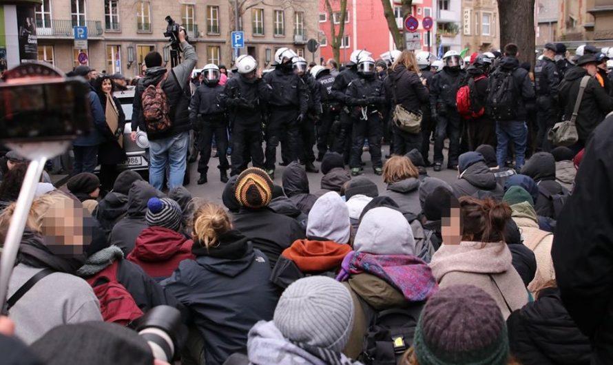 Stellungnahme gegen Polizeiwillkür und Repressionen gegen Antifaschist*innen