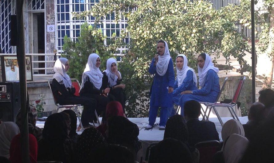 """Vortrag """"Frieden nur mit Frauenrechten in Afghanistan"""""""