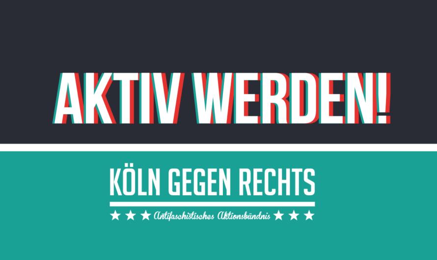 Offener Treff von Köln gegen Rechts