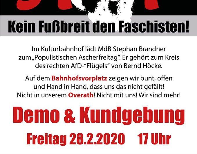 Stephan Brandner in Overath